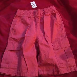 Boys NWT cargo shorts size 8